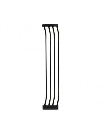 ZOE 27 CM EXTRA-TALL GATE EXTENSION - BLACK